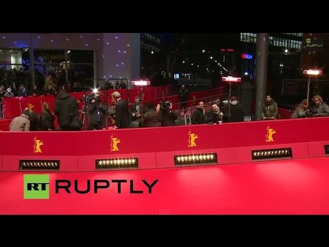 "LIVE At Berlinale Red Carpet ""Fifty Shades Of Grey"" Premiere With Sam Taylor-Johnson"