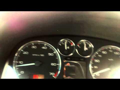 Transmissão automática AL4 Peugeot 307: análise de usuário satisfeito