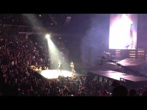 Jay-Z and Kanye West at American Airlines Center (Clip 3)