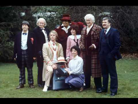 Doctor Who - The Eleven Doctors