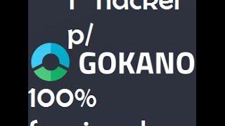 O 1° Hacker p/ Gokano(100% funcional)confira!!!