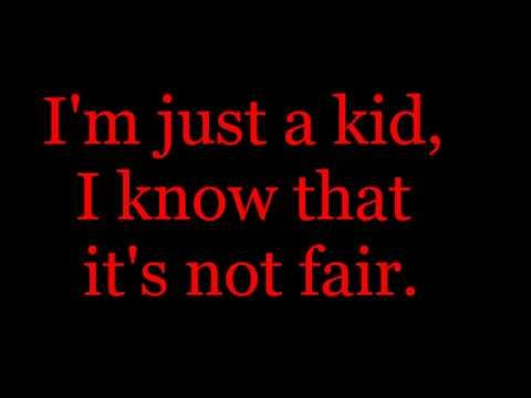 Simple Plan - Im Just A Kid