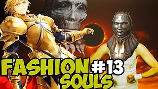 Dark Souls 3: Trying Out Your Fashion Souls #13 - DLC SPECIAL - Anime & Masochists...