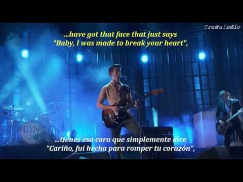 Arctic Monkeys- Suck it and see (inglés y español)