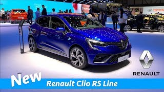 New Renault Clio 2019 - first look | Geneva Auto Show 2019
