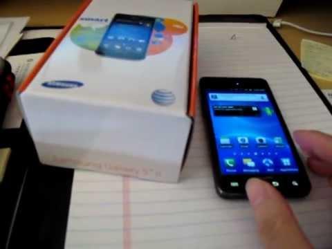 AT&T Samsung Galaxy