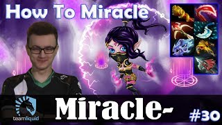 Miracle - Templar Assassin MID | How To Miracle | Dota 2 Pro MMR Gameplay #30