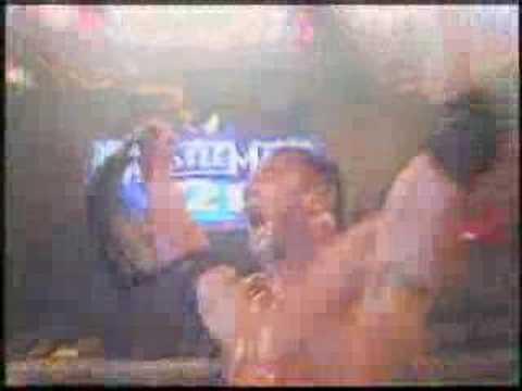 Dave Batista The Animal Promo