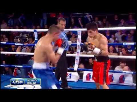 FERNANDO MARTINEZ vs JUAN IGNACIO HARAN - TRB BOXEO 25/082017