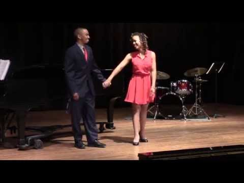 Ian Williams Senior Recital (End): Porgy & Bess set