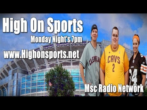 High On Sports Dec 9, 2013 With News Channel 5 Guest Andy Baskin