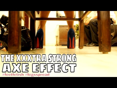 Leg Spread - The A'xxx'e Effect Commercial video