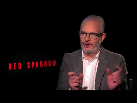 Director Francis Lawrence Red Sparrow Interview