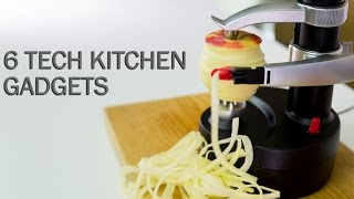 6 Tech Kitchen Gadgets