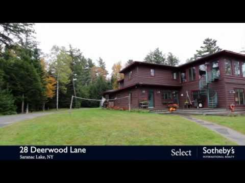 28 Deerwood Lane Saranac Lake, NY; 3 Beds; 3.5 Bath