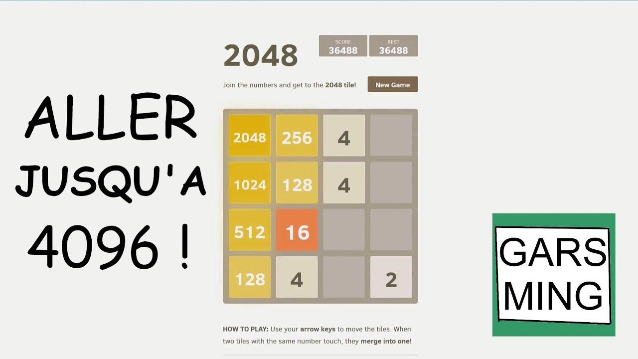comment faire 4096