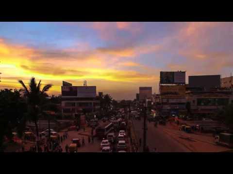 Busy Bangalore