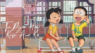 Tu Pyaar Hai Kisi Aur Ka   Nobita Shizuka   Animated Love Story Sad Song 2018