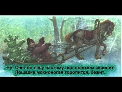 В лесу родилась ёлочка