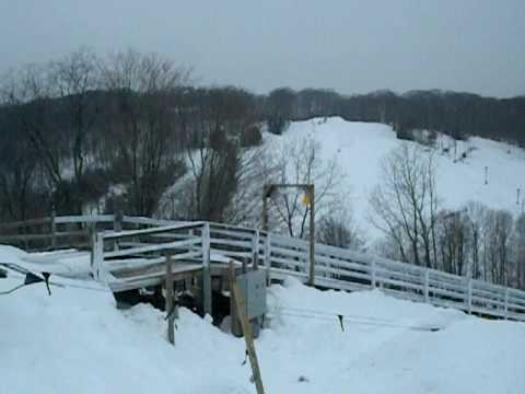Snow Tubing at Woodbury Ski Area