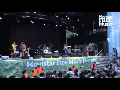 Solange Knowles Live @ Movistar Free Music 2013 (Buenos Aires, Argentina)