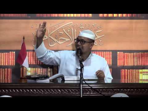 Ustadz Mizan Qudsiyah Lc- Kajian Rutin Kitab Umdatul Ahkam Hadits 4-8