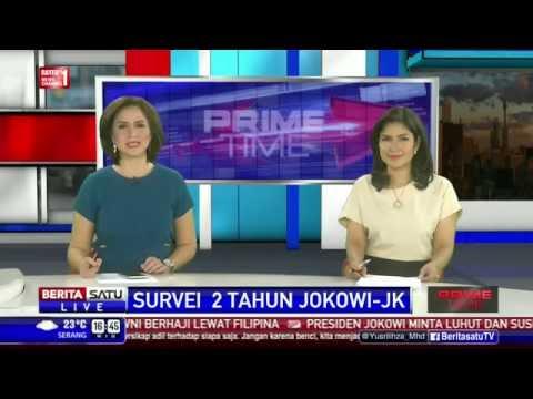 Survei Kepuasan Publik 2 Tahun Jokowi-JK