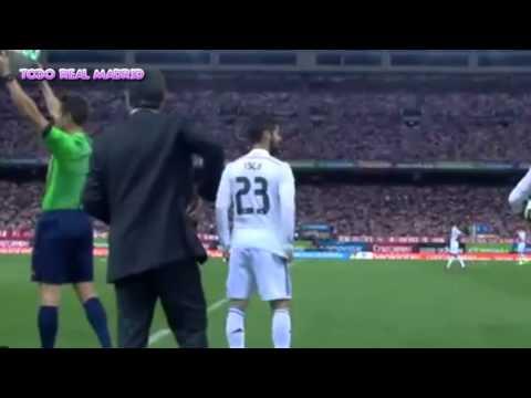 Simeone le ganó la partida a Ancelotti || Supercopa de España 2014