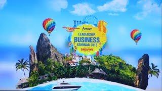 ALS 2018 Singapore video | Sentosa Island | Adventure Cove | Universal Studios