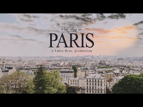 One day in Paris - Panasonic GH5