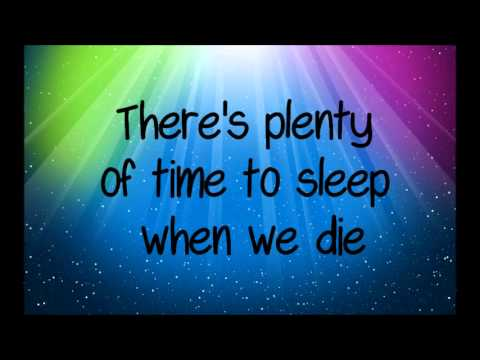 adam lambert never close our eyes lyrics