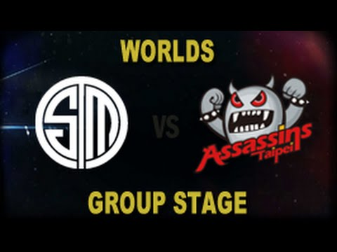 TSM vs TPA - 2014 World Championship Groups A and B D2G5