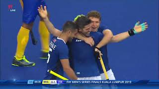 Brasile-Italia: 0-3 #Finals #HockeySeries - Highlights