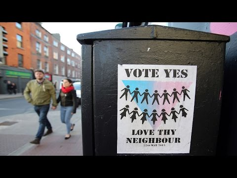 Voting is underway in Ireland and Irish citizens all over the world are flying back home to vote on a referendum to legalize same sex marriage. Ana Kasparian (The Point), Ben Mankiewicz (What The Flick?), and Jimmy Dore (The Jimmy Dore Show) hosts of The Young Turks discuss.  \