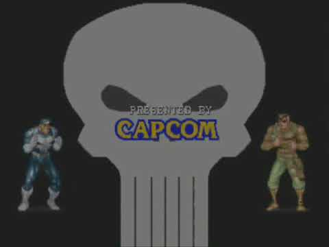 The Punisher arcade ending