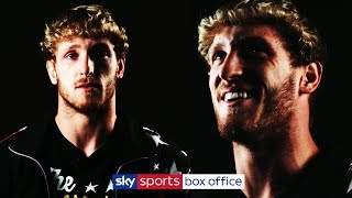 EXCLUSIVE! Logan Paul on his ambition to make KSI a meme, making weight & on their first fight