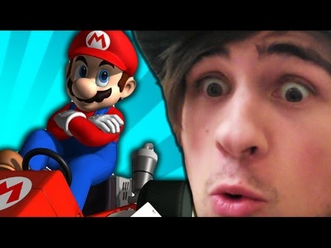 REAL MARIO KARTS IN OUR MAIL!
