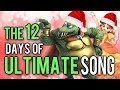 The 12 Days of Ultimate - Super Smash Bros Ultimate Christmas Song