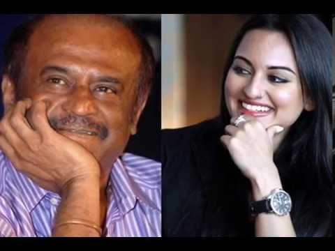 Sonakshi sinha shares about Rajini
