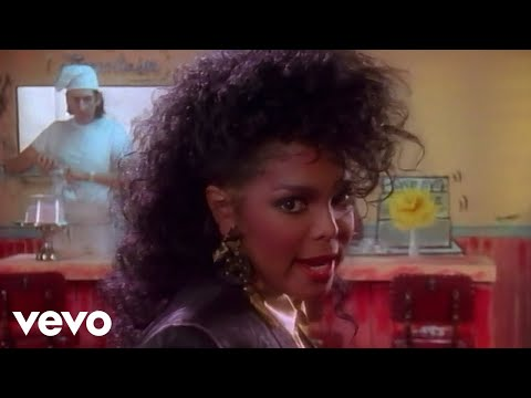 Janet Jackson - What Have You Done For Me Lately video