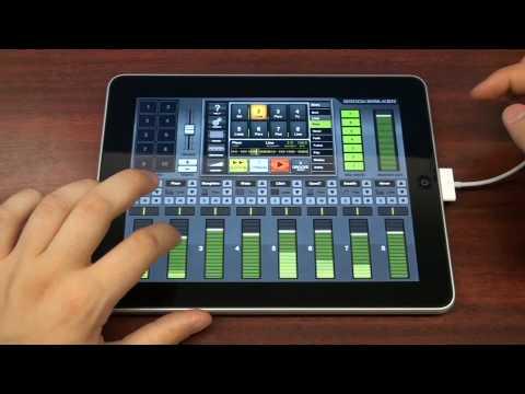 GrooveMaker Chris Domingo House for iPad