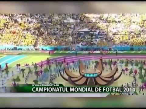 Campionatul Mondial de Fotbal 2014 (Columna TV) - YouTube