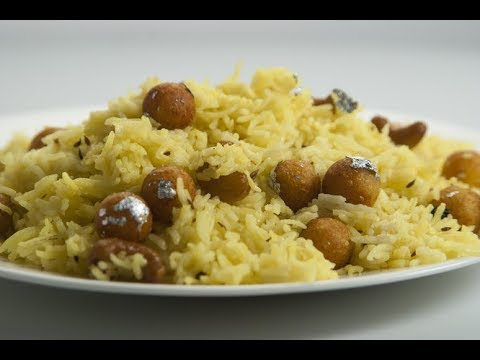 Kaju Moti Pulao | Cooksmart | Sanjeev Kapoor Khazana
