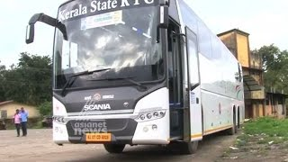 KSRTC's Scania buses: luxurious buses of Kerala