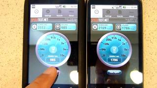 SmarTone-Vodafone vs Hutchison 3 3G Network Speed Test!