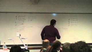 2013 Brandon Sanderson - Lecture 3: The Superman and the Everyman (3/7)