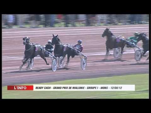 Vidéo de la course PMU GRAND PRIX DE WALLONIE