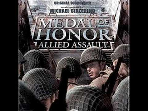 Medal of Honor Allied Assault OST - North Africa
