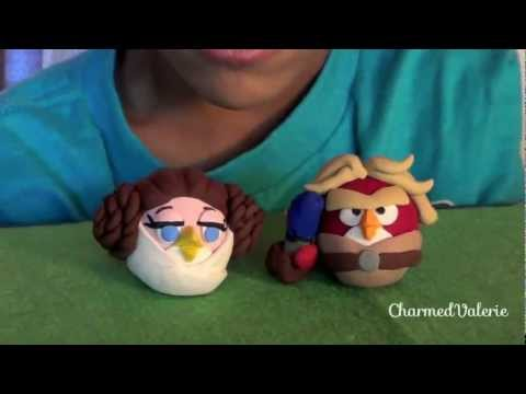 Angry Birds Sculpey Clay Figures - Ultimate Collection
