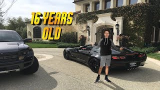 DROPPING OUT TO DO YOUTUBE FULL TIME! (16 Years Old) - QNA #1